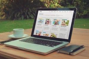 Top 5 des tendances du webdesign 2015