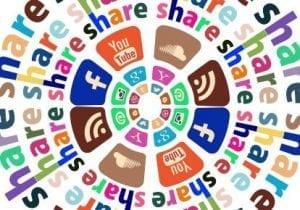 bloguer ou publier médias sociaux